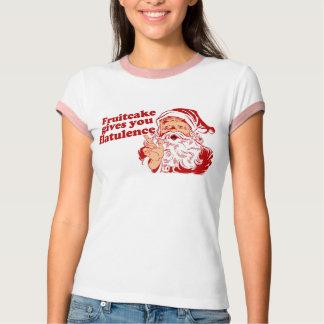 T-shirt Le gâteau de fruits secs vous donne la flatulence