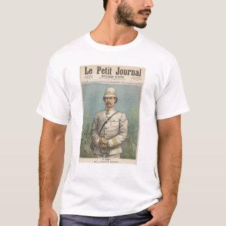 T-shirt Le Général Alfred Amedee Dodds au Dahomey