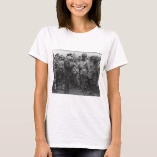 T-shirt Le Général Dwight David Eisenhower avec des