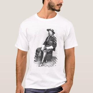 T-shirt Le Général George A. Custer (photo de b/w)