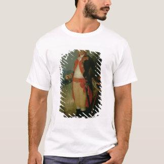 T-shirt Le Général Jose de Urrutia 1798