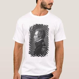 T-shirt Le Général principal Edmund Pendleton Gaines