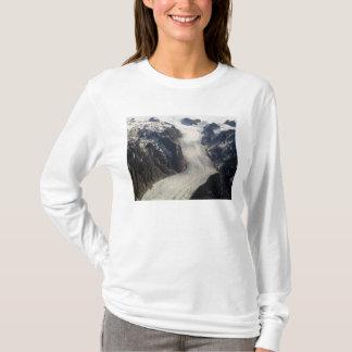 T-shirt Le glacier de Sondrestrom au Groenland