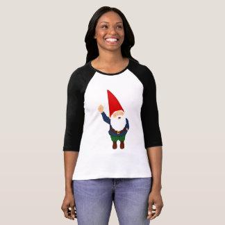 T-shirt Le gnome de jardin résistent