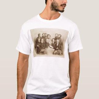 T-shirt Le gouvernement provisoire