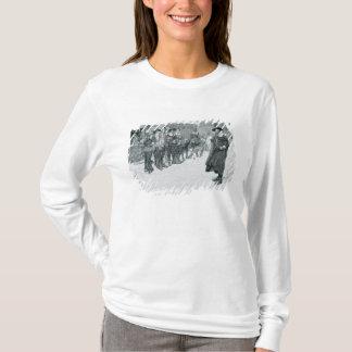 T-shirt Le gouverneur de puritain