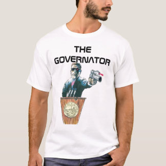 T-SHIRT LE GOVERNATOR