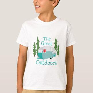 T-shirt Le grand dehors