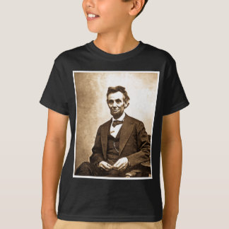 T-shirt Le grand émancipateur Abe Lincoln (1865)