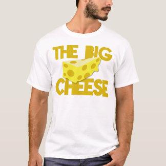 T-shirt Le GRAND FROMAGE la conception de patron avec du