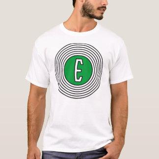 T-shirt Le grand logo d'Edsel E