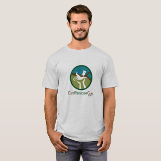 T-shirt Le grand logo des hommes