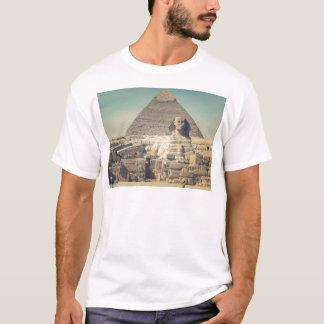 T-shirt Le grand sphinx de Gizeh