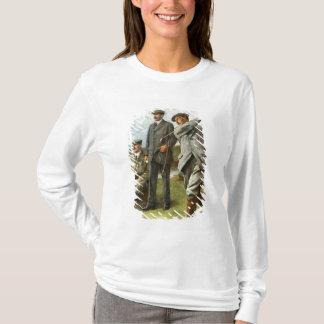 T-shirt Le grand triumvirat