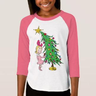 T-shirt Le Grinch | j'ai été Cindy-Lou qui bon