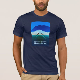 T-shirt Le Groenland - le Narwhal