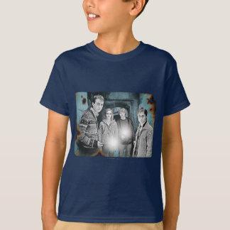 T-shirt Le groupe a tiré 1