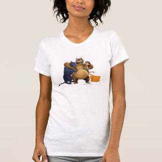 T-shirt Le groupe de livre de jungle a tiré 1