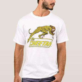 T-shirt Le guépard