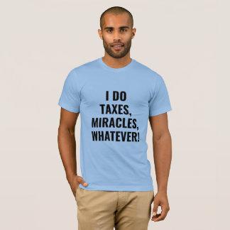 T-shirt Le guérisseur d'impôts