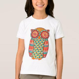 T-shirt Le hibou génial badine la chemise