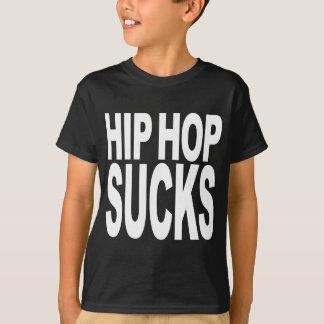 T-shirt Le hip hop suce