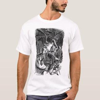 T-shirt Le Jabberwocky