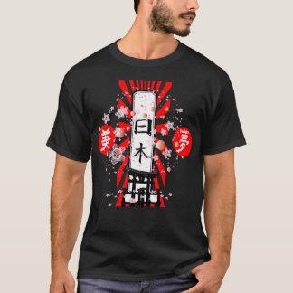 T-shirt Le Japon