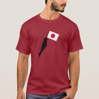 T-shirt Le Japon Narwhal