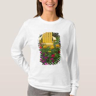 T-shirt Le jardin conçoit dans notre jardin Sammamish, 2