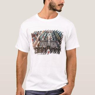 T-shirt Le jardin de Burgermeister Schwind