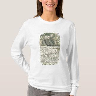 """T-shirt """"Le jardin de l'amour"""", plaquent 45 (Bentley 44)"""