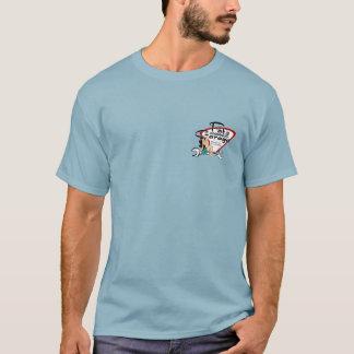 T-shirt Le jardin de Pat