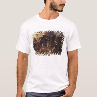 T-shirt Le jardin d'Éden