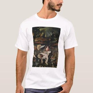 T-shirt Le jardin des plaisirs terrestres, enfer