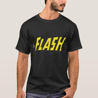 T-shirt Le jaune instantané de logo