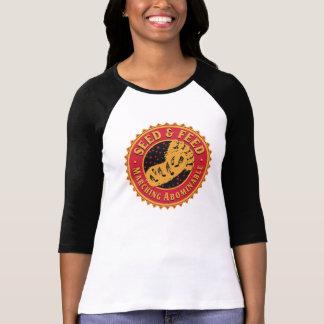 T-shirt Le Jersey raglan des dames