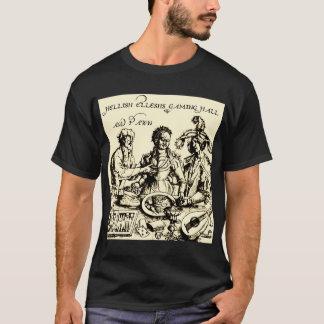 T-shirt Le jeu Hall d'Ellesh atroce et le gage