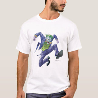 T-shirt Le joker saute