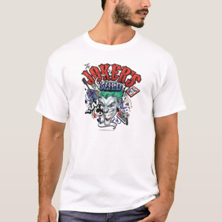 T-shirt Le joker sauvage