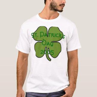 T-shirt Le jour 2005 de St Patrick