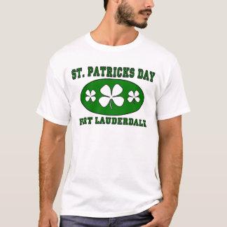 T-shirt Le jour de St Patrick - Fort Lauderdale