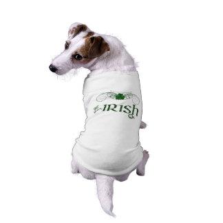 """T-shirt Le jour de St Patrick """"obtiennent votre irlandais"""