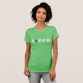 T-shirt Le jour de St Patrick sobre