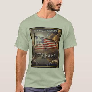 T-shirt Le jour de vétéran - se rappeler un vétéran perdu