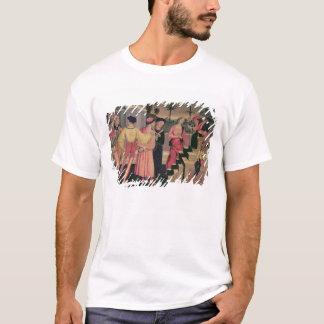 T-shirt Le jugement de Daniel