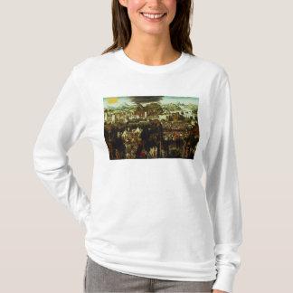 T-shirt Le jugement de Paris et de la guerre Trojan, 1540