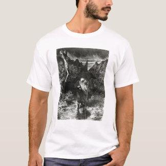 T-shirt Le juif errant