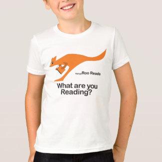 T-shirt Le kangourou lit
