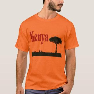 T-shirt Le Kenya